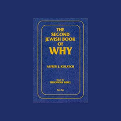 The Second Jewish Book of Why cover art
