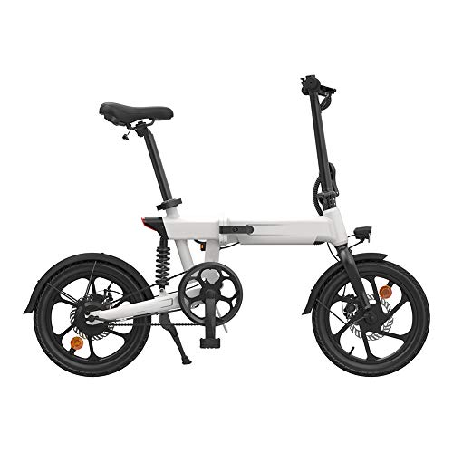YZCH Electric Bike,Electric Folding Bike Bicycle Portable Adjustable Foldable for Cycling Outdoor