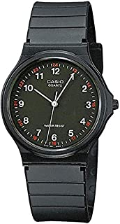 Casio Collection Unisex Adults Watch MQ-24-1BLLGF (B000NLTZZC) | Amazon price tracker / tracking, Amazon price history charts, Amazon price watches, Amazon price drop alerts