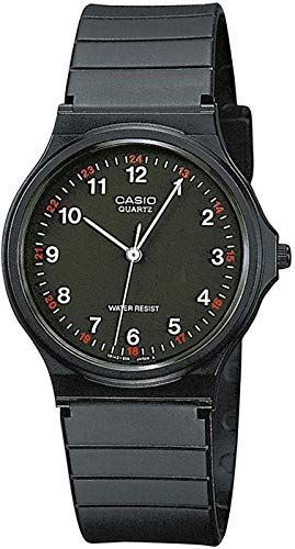Casio Collection Unisex Armbanduhr MQ-24-1BLLGF