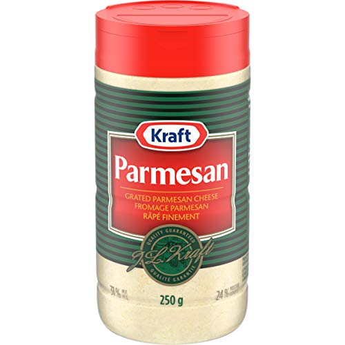 Kraft Queso Parmesano Rallado 250gm
