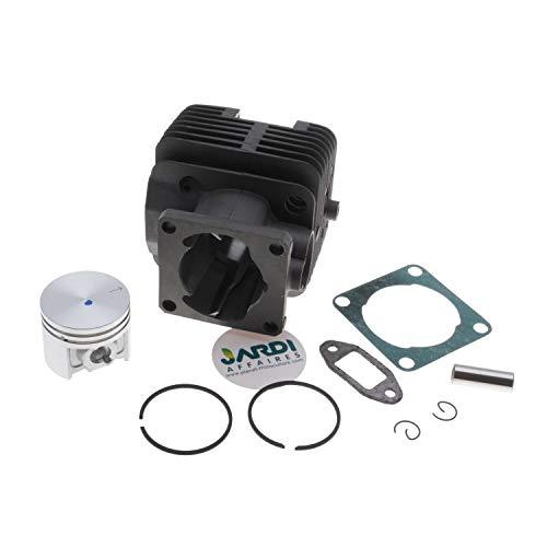 Jardiaffaires - Kit de cilindro de pistón completo para desbrozadora Stihl FS250, diámetro 40 mm