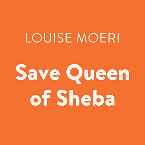 Save Queen of Sheba audiobook cover art