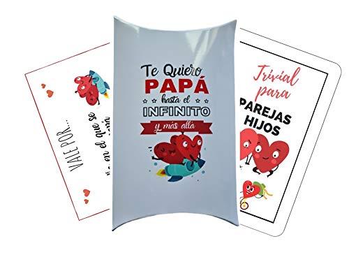 Pack Regalo Papá. Regalo Original para papás, cumpleaños, día del Padre