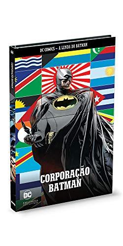 Corporaçao Batman - Coleção Lendas Do Batman