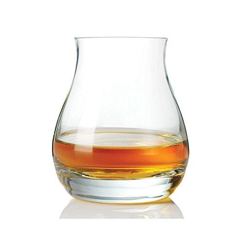 Glencairn Kristall Whisky Mixer Tasting Glas Tumbler aus bleifreiem Kristall
