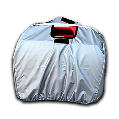 Sunluway Generator Cover Compatible for Honda Eu2000i Eu2200i Generators - All Season Outdoor Storage Cover