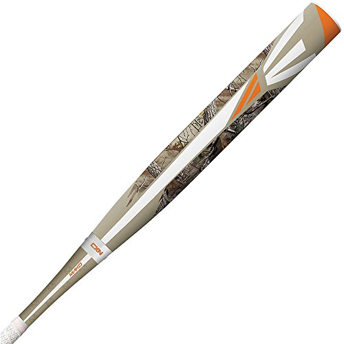Easton Mako Realtree End Loaded ASA Slow-Pitch Softball Bat (2-Piece), 34-Inch/26-Ounce