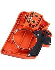 Clutch Sprocket Cover Chain Brake Assembly Chainsaw vervanging van onderdelen Compatibel met HUS235 236 240 Chainsaw Duurzaam industrieel en huishoudelijk gereedschap