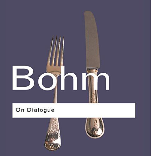 On Dialogue     2nd Edition              Autor:                                                                                                                                 David Bohm                               Sprecher:                                                                                                                                 Don Hagen                      Spieldauer: 3 Std. und 48 Min.     Noch nicht bewertet     Gesamt 0,0