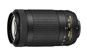 Nikon CRTNK70300KRB 70-300mm f/4.5-6.3G VR DX AF-P ED Zoom-NIKKOR Lens -  Renewed