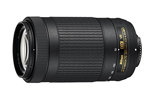 Nikon CRTNK70300KRB 70-300mm f/4.5-6.3G VR DX AF-P ED Zoom-NIKKOR Lens - (Renewed)