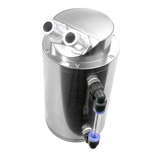 キャッチ タンク 効果 オイル スイフトスポーツ(ZC33S)のカーボン堆積確認とオイルキャッチタンク取り付け