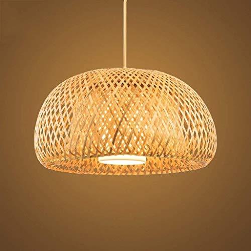 Office kroonluchter Hout plafond Licht/Wood Lamp/Classic Hanglamp/Handmade Bamboo Rattan Lamp/Passage Corridor Balkon Lamp/Decoratieve Lamp/Eco Wood Chandelier/Nordic Lamp Onderzoek kame