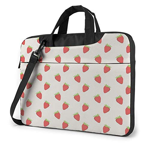 XCNGG Laptop Bag Carrying Laptop Case, Yin Yang Cats Computer Sleeve Cover with Handle, Business BriefcaseBag for Ultrabook, MacBook, Sony, Notebook 13 inch
