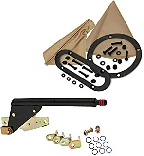 American Shifter 424879 Shifter (518 23 E Brake Cable Clamp Trim Kit for DBFBC)