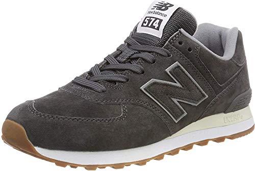 New Balance 574, Zapatillas para Hombre, Gris (Castlerock EPC), 43 EU (Talla Fabricante: 9 UK)
