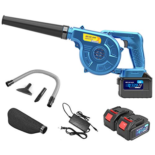 Fantastic Prices! Lee 54067 ADKINC 100 mph 380 CFM, 20-Volt Lithium-Ion Cordless Jet Fan Blower - Ba...