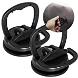 Suction Cup Dent Puller, 2 Pack Dent Repair Puller, Powerful Car Dent Removal Tools for Car Dent Repair, Glass, Screen, Tiles, Mirror and Objects Moving