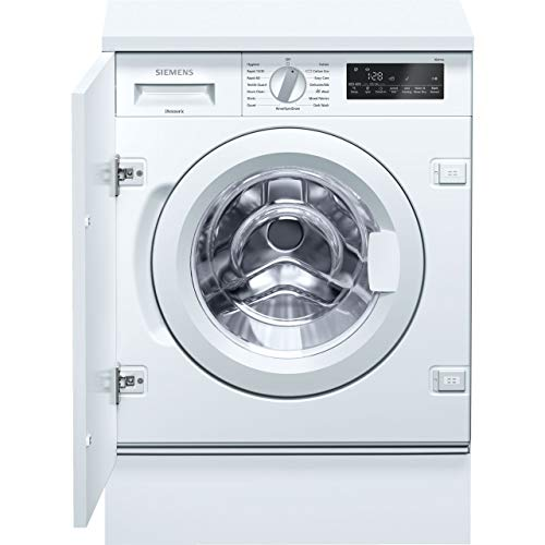 Siemens WI14W500GB Ultra Efficient 8kg 1400rpm Integrated Washing Machine