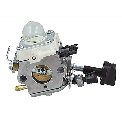YiWu Cortadora de Accesorios Compatible for el carburador soplador STIHL BG86 Vac BG86C SH56 SH86 C C1M-S261 Segadora