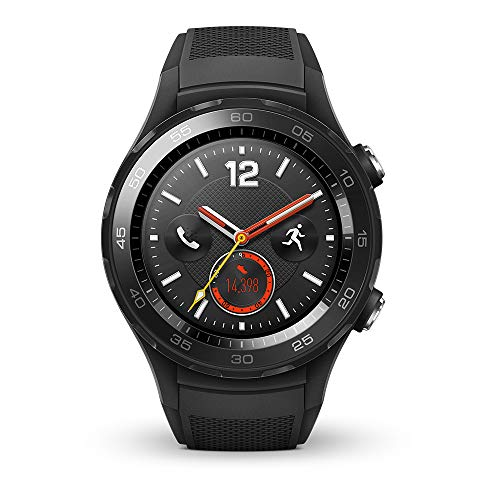 HUAWEI Watch 2 - Smartwatch Black