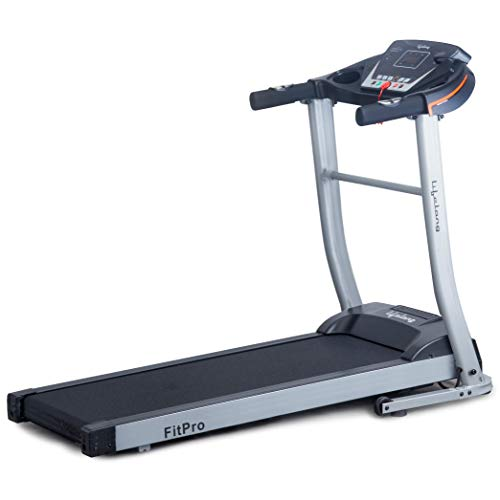 Lifelong FitPro LLTM09 (2.5 HP Peak) Motorized Treadmill for Home with 12 preset Workouts, Max Speed...