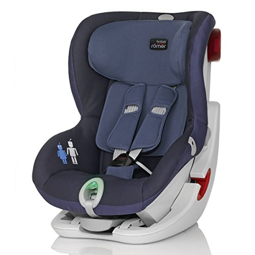 Britax Römer King II ATS - CROWN BLUE - 2015