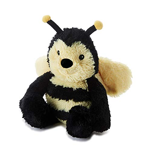 warmies Acogedor peluche Bumble Bee Lavender aroma microondas juguete