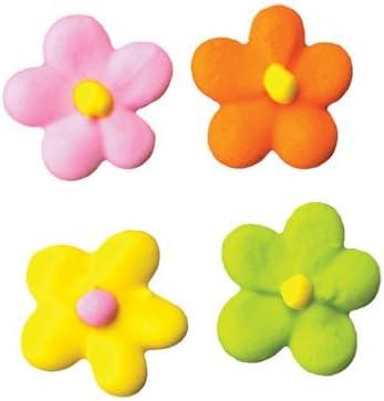 Small Daisy Royal Icing Sugar Decoration 45852 Fashion pcs Super beauty product restock quality top - 12