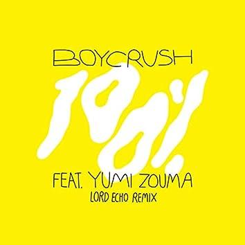 100% (feat. Yumi Zouma) [Lord Echo Remix]