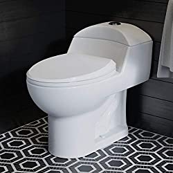Swiss Madison SM-1T803 Chateau One Piece Toilet