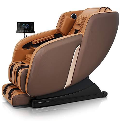 S9 Massagesessel, 4D Multifunktions-Ganzkörper-Massage/Relax Chair, 3D-Surround-Sound - Air Massagers - Zero Gravity-Sofa-Stuhl