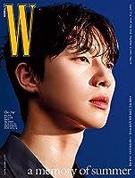 表紙:パク・ソジュン W(ダブルユー)KOREA 7月号A型2021年【9点構成】 韓国雑誌 韓国歌手 k-pop K-POP MONSTA X Jooheon & Kihyun EXO KAI ParkJi Hoon Park Seo Jun Park Seo Joon 表紙2種構成 (W 7月号)