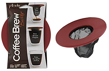Primula Coffee Brew Buddy Single Cup Coffee Maker