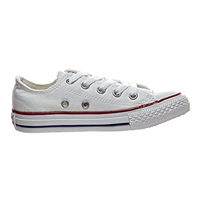 Converse Chuck Taylor All Star Optical White Little Kid's Shoes 3j256 (1 M US)