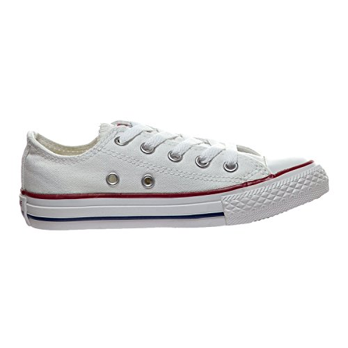 Converse C/T All Star OX Little Kids Fashion Sneakers White 3q4903