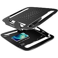 Maxuni Ergonomic Adjustable Aluminum Laptop Stand