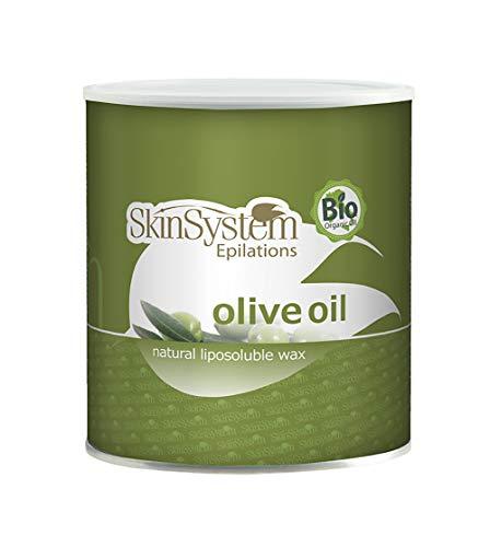 Skin System Cera 20020086 Liposolubile Olio di Oliva - 890 Gr
