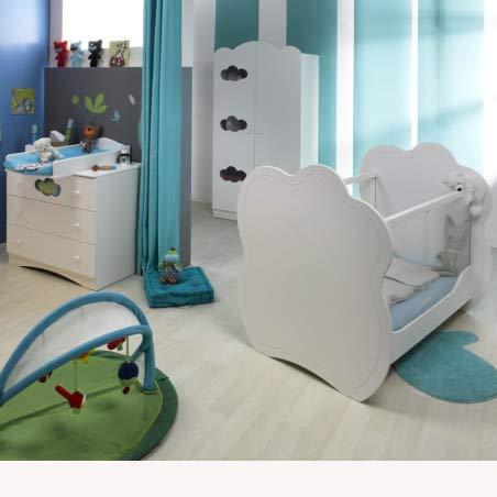 Alfred & Compagnie Chambre bébé complète blanc