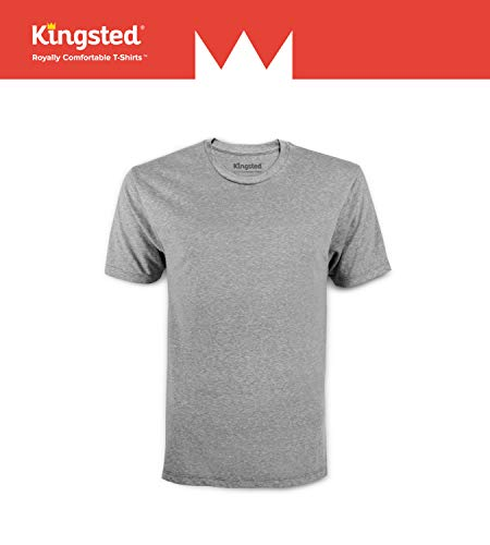 Men's T-Shirts Pack - Royally Comfortable - Soft & Smooth - Premium Fabric - Classic Fit 5