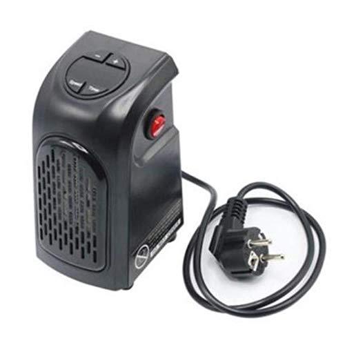 ZFZFZF Calentador eléctrico montado en la Pared Mini Ventilador Calefactor Escritorio hogar...