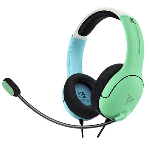 Pdp Auricolare Lvl40 Stereo Nintendo Switch Blu e Verde - Nintendo Switch