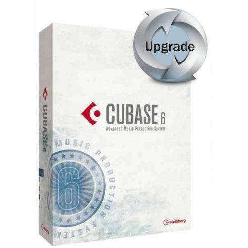 Steinberg Cubase - (V. 6 ) - Upgrade-Paket - 1 Benutzer
