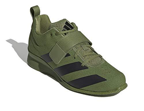 adidas Adipower Weightlifting II Chaussures d'haltérophilie Homme Vert, 39 1/3