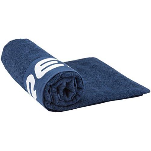 Cressi Beach Sport Towel, Telo Mare Asciugamano Sport di Alta Qualità, 180 x 80 cm, Blu