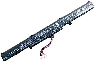 Dentsing 15V 48Wh/3200mAh A41N1501 Laptop Battery Replace for ASUS ROG GL752VW G752VW N552V N552VX GL752 N552 N752 Series Notebook 0B110-00360000 0B110-00360100 A41LK9H L41LK2H