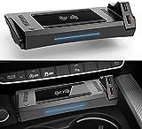 Chargeur de Voiture sans Fil pour Audi A4 2019-2021 A5 2020 2021 S4 S5 2021 RS4 RS5 2019 2021...