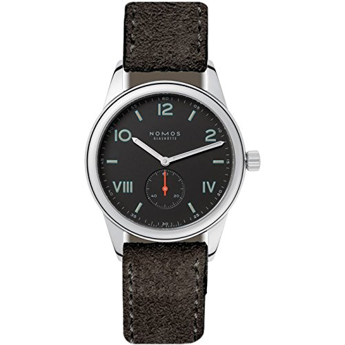 Nomos Club Campus 38 Men's Hand Wind Watch - 736