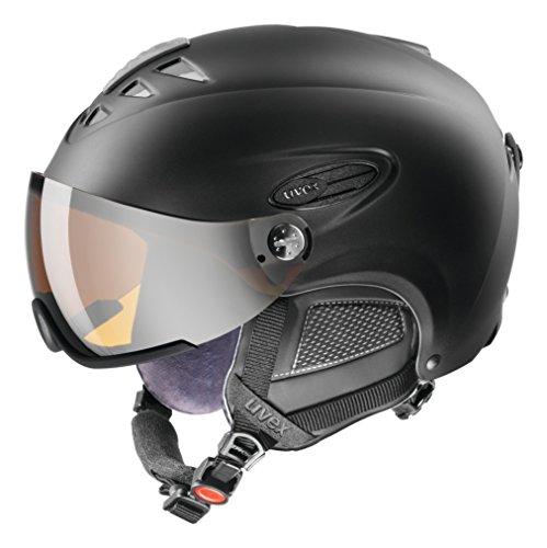 Uvex Skihelm hlmt 300 Visor Casque de Ski Mixte,...